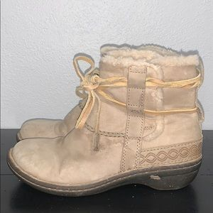 UGG Australia Cove Ankle Boots